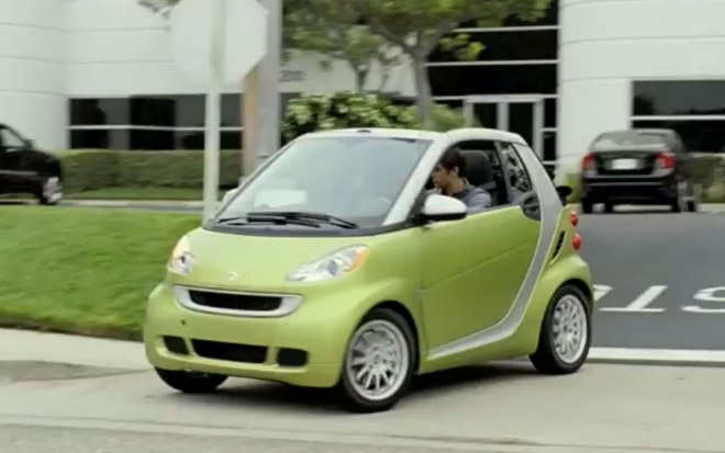 2011 Smart Car Commercial Fortwo Left Side1 660x413