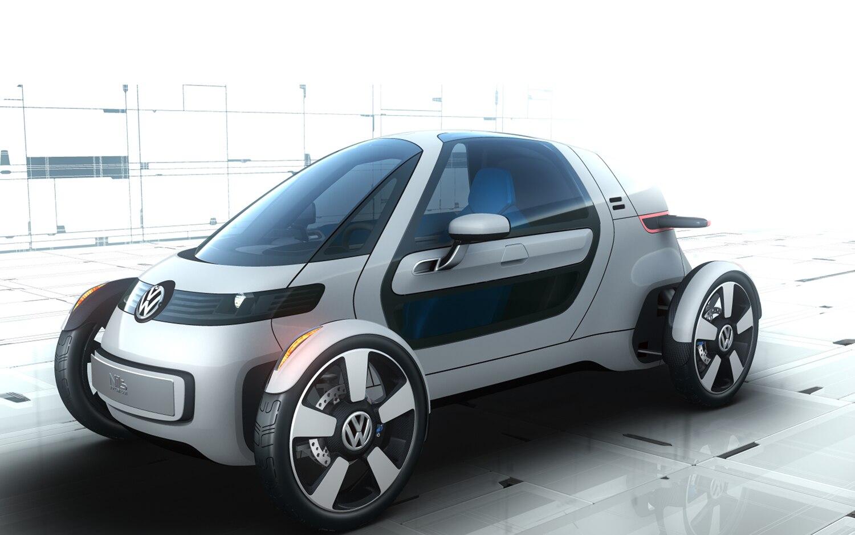 2011 Volkswagen Nils Concept Front Three Quarter1
