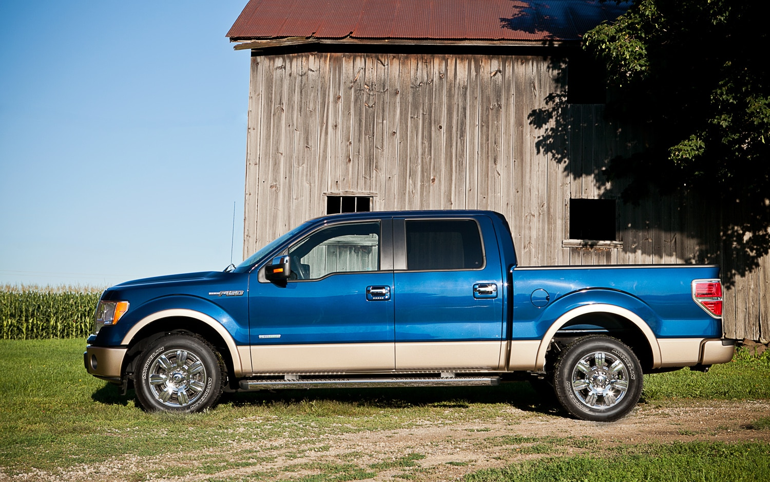 2011 ford f 150 lariat ecoboost 4x2 supercrew editors 39 notebook automobile magazine. Black Bedroom Furniture Sets. Home Design Ideas