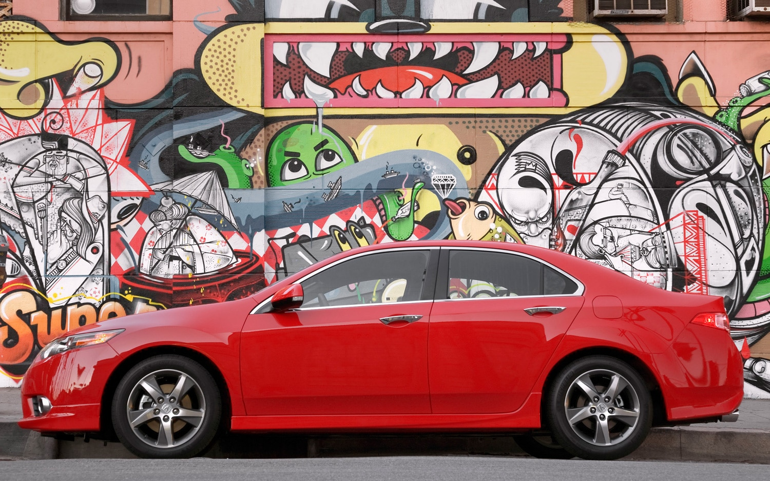 2012 Acura TSX Special Edition Side View1