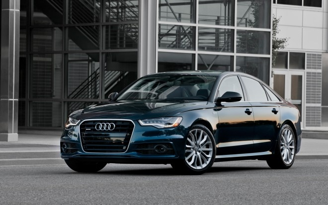 2012 Audi A6 Front Three Quarter1 660x413
