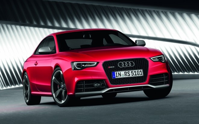 2012 Audi RS5 Front Three Quarter1 660x413