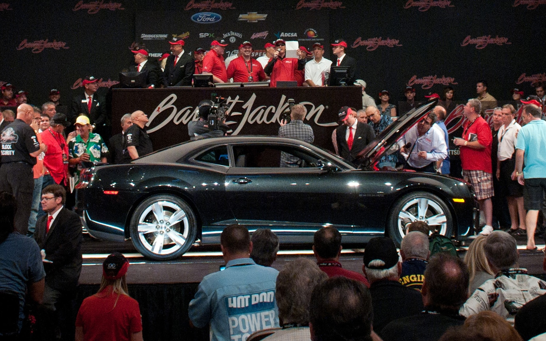 2012 Chevrolet Camaro ZL1 Auction11