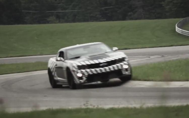 2012 Chevrolet Camaro ZL1 Front