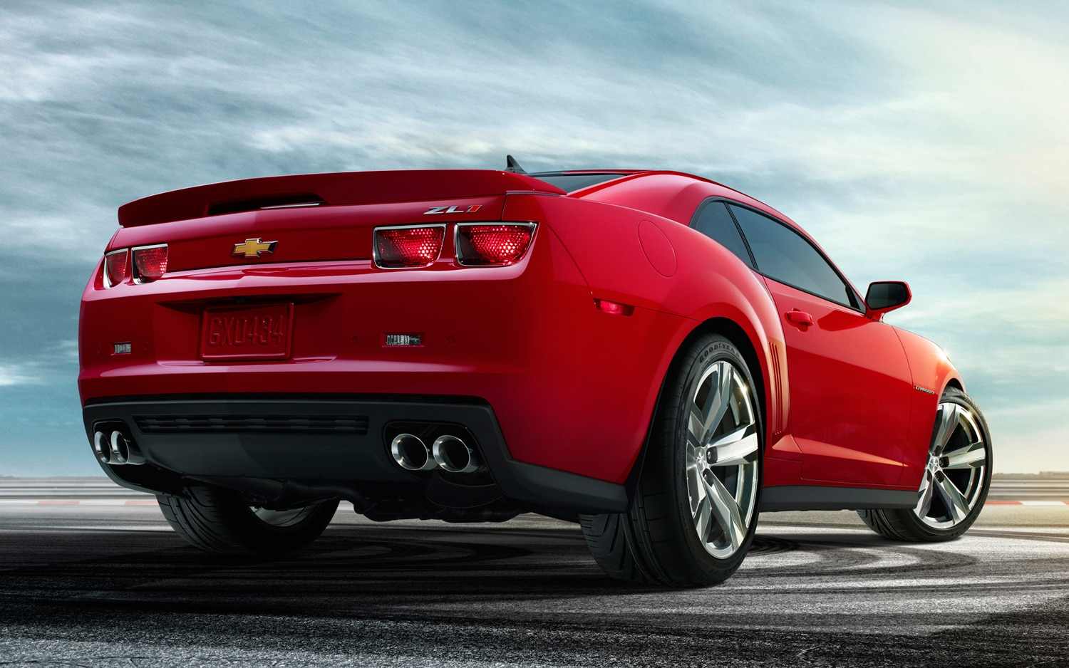 first 2012 chevrolet camaro zl1 sells at auction for 250 000. Black Bedroom Furniture Sets. Home Design Ideas