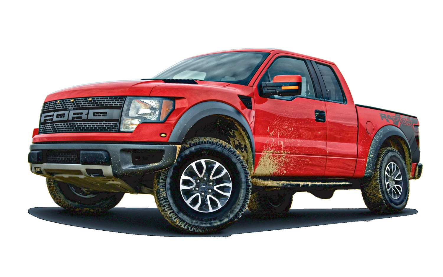 2012 ford f 150 svt raptor front three quarter2 - 2012 Ford F 150 Svt Raptor