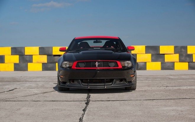 2012 Ford Mustang Boss 302 Laguna Seca Front End1 660x413