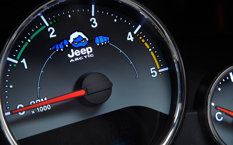 first look: 2012 jeep wrangler arctic edition - automobile magazine
