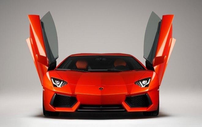 2012 Lamborghini Aventador LP700 4 Front1 660x413