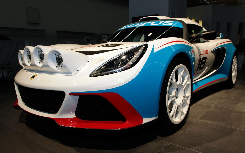 2012 Lotus Exige R GT Front Three Quarter 011