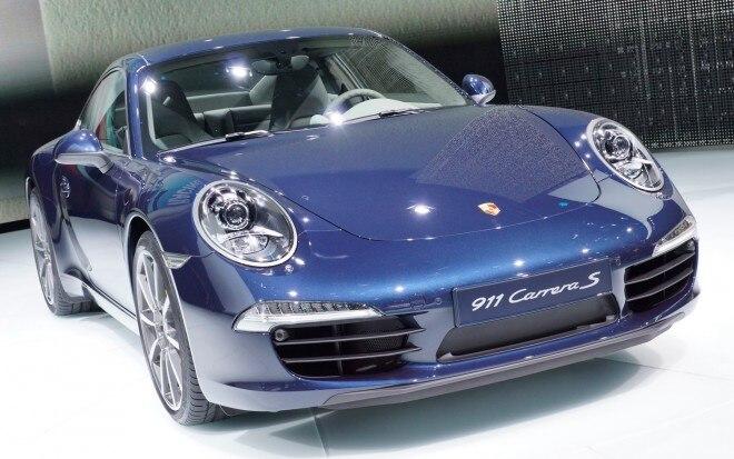 2012 Porsche 911 Carrera S Front View 21 660x413