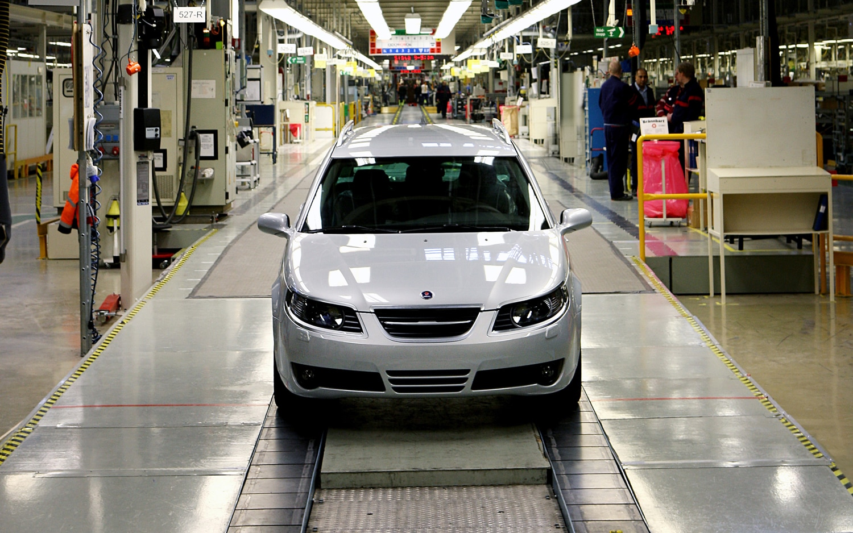 2012 Saab 9 5 Front2