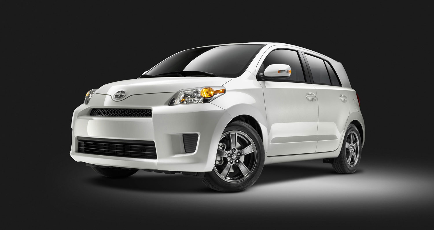2012 Scion XD RS 4