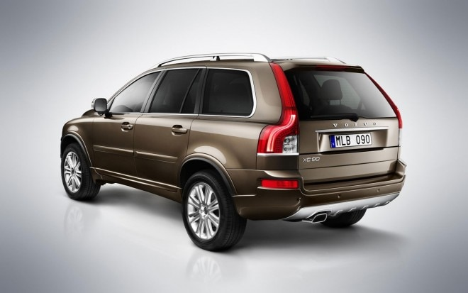 2012 Volvo XC90 Left Rear Three Quarter1 660x413