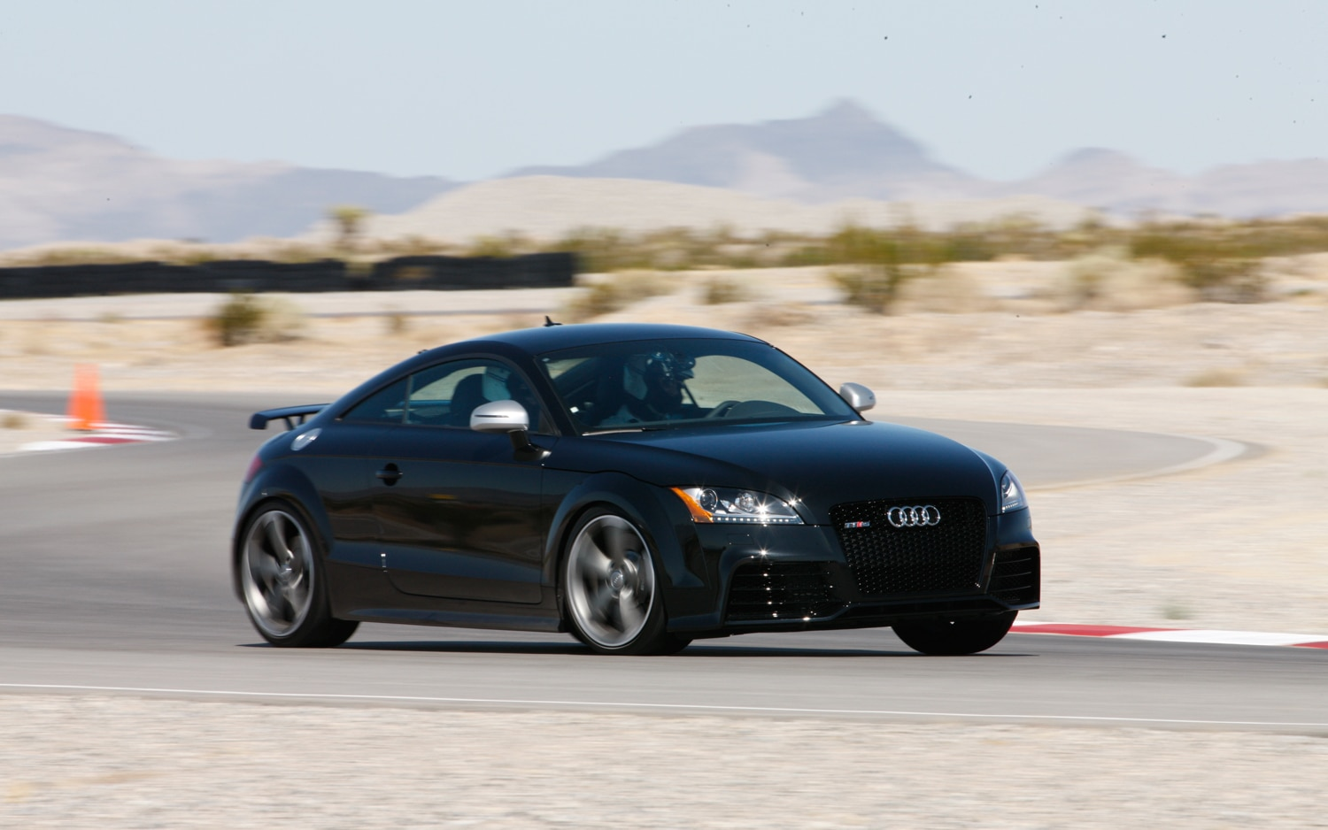 2012 audi tt rs track drive review automobile magazine. Black Bedroom Furniture Sets. Home Design Ideas