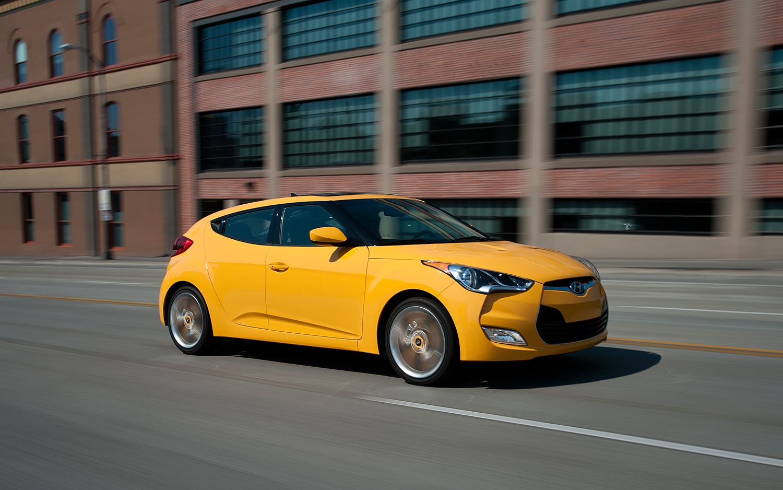 First Drive 2012 Hyundai Veloster Automobile Magazine