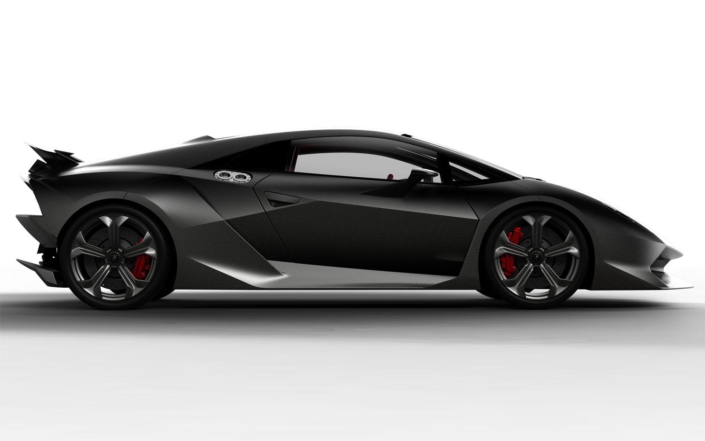 2013 Lamborghini Sesto Elemento Right Side1