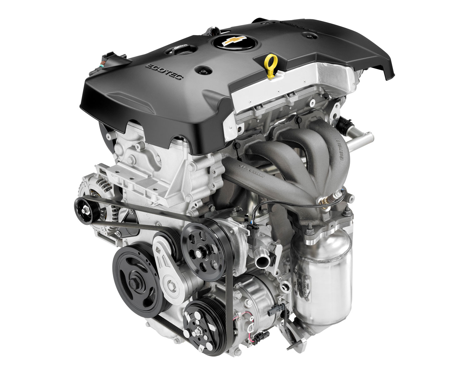 2013 Chevrolet Malibu to Feature All-New 2.5-Liter Ecotec