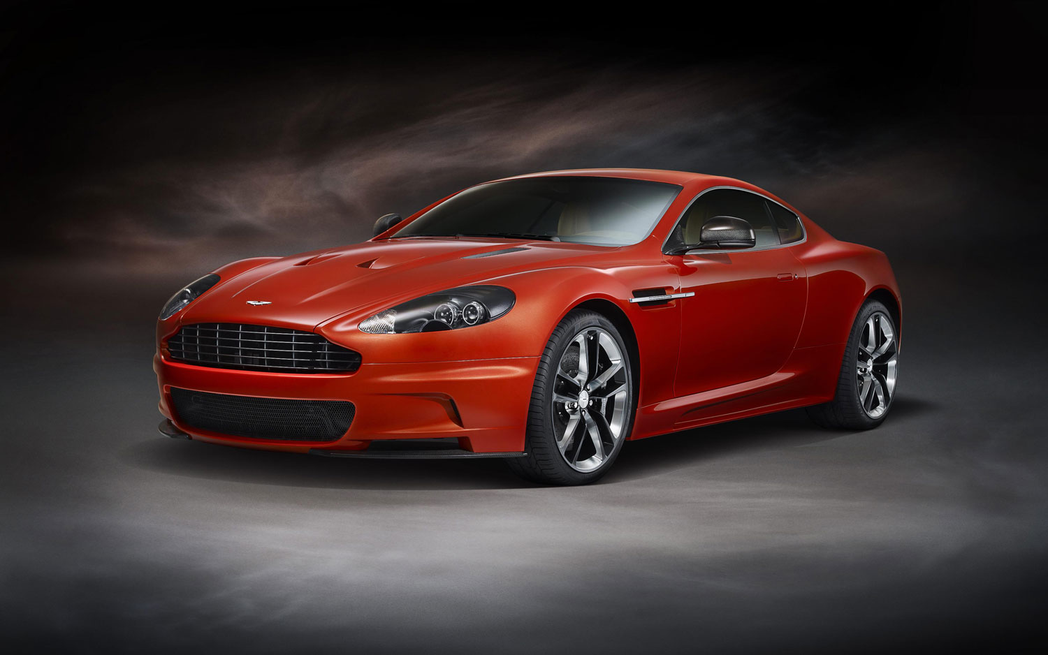 Aston Martin DBS Carbon Fiber Edtion Flame Orange Front Left1