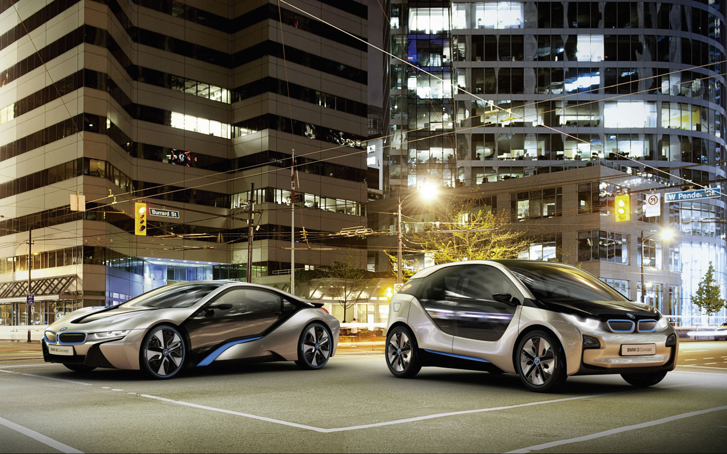 BMW I3 And I8 Concepts 111