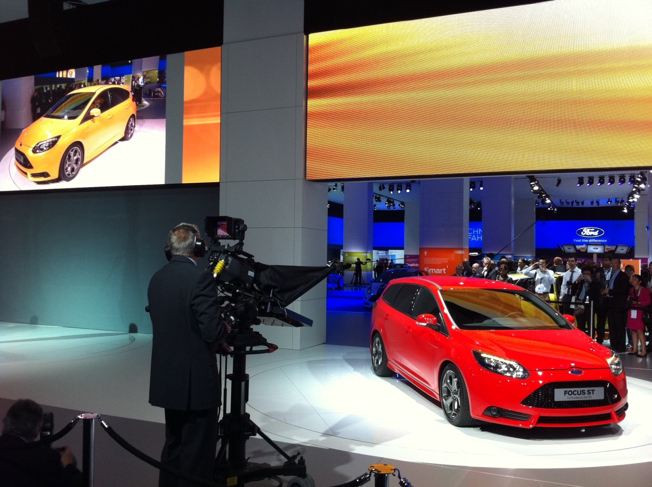 Ford Focus ST Live1