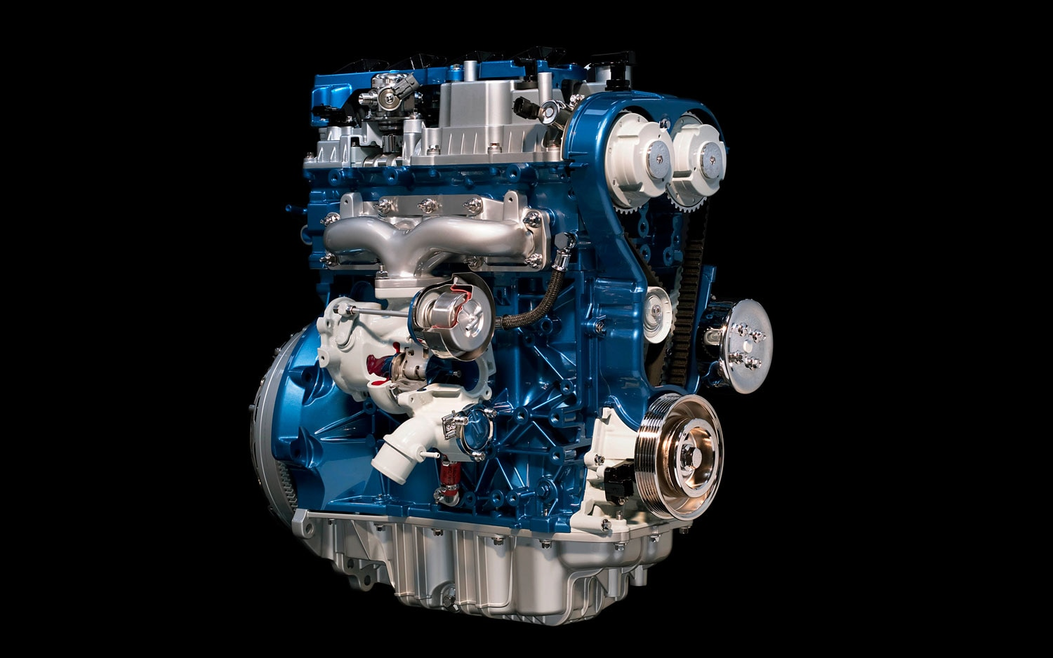 Ford I 3 Ecoboost Engine1