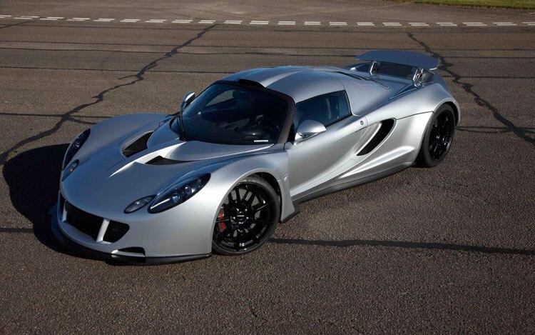 Hennessey Venom GT Front Three Quarter