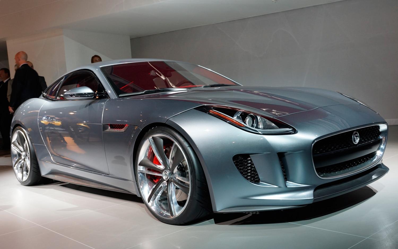 Jaguar C X16 Concept Front View1