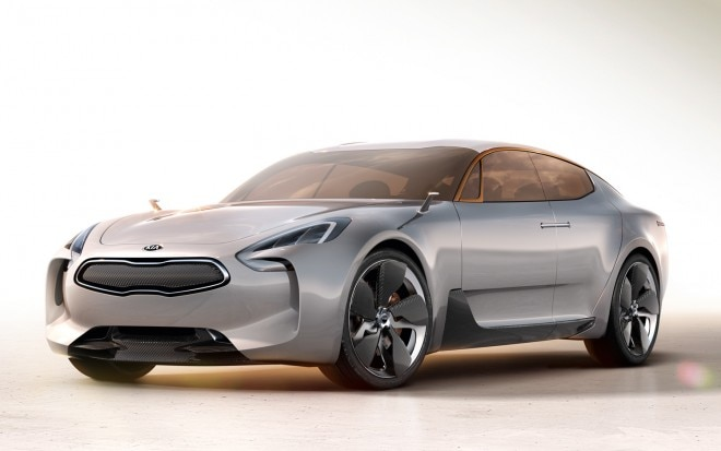 Kia GT Concept Front Three Quarter1 660x413