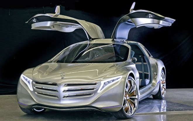 Mercedes Benz F 125 Concept Front Three Quarter1 660x413