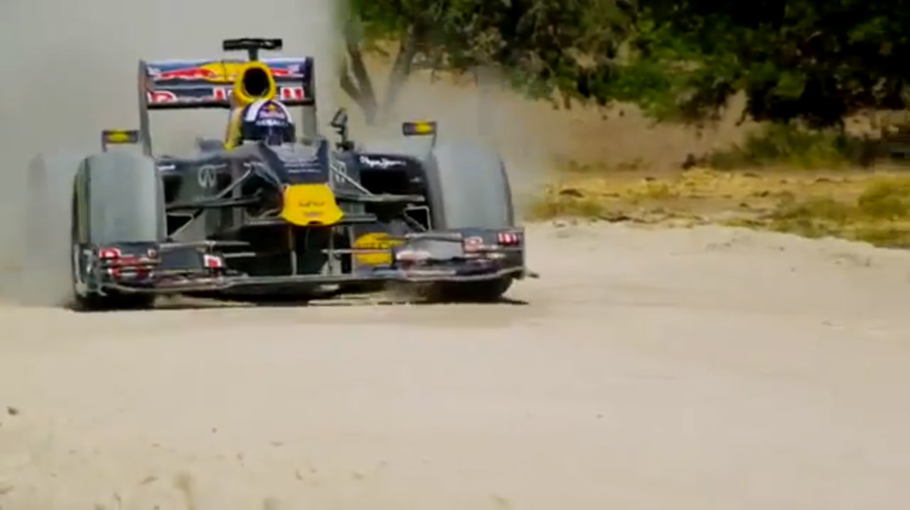 Red Bull Racing F1 Austin 21