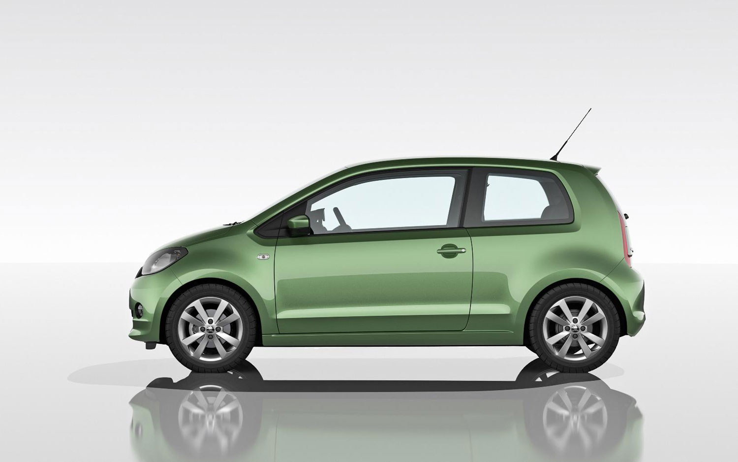 Skoda Citigo Profile1