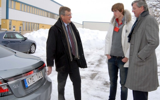 Swedish Automobile CEO Victor Muller 211 660x413