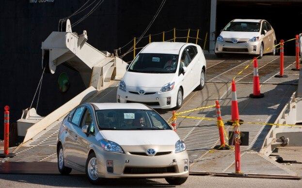 Toyota Prius Ship1