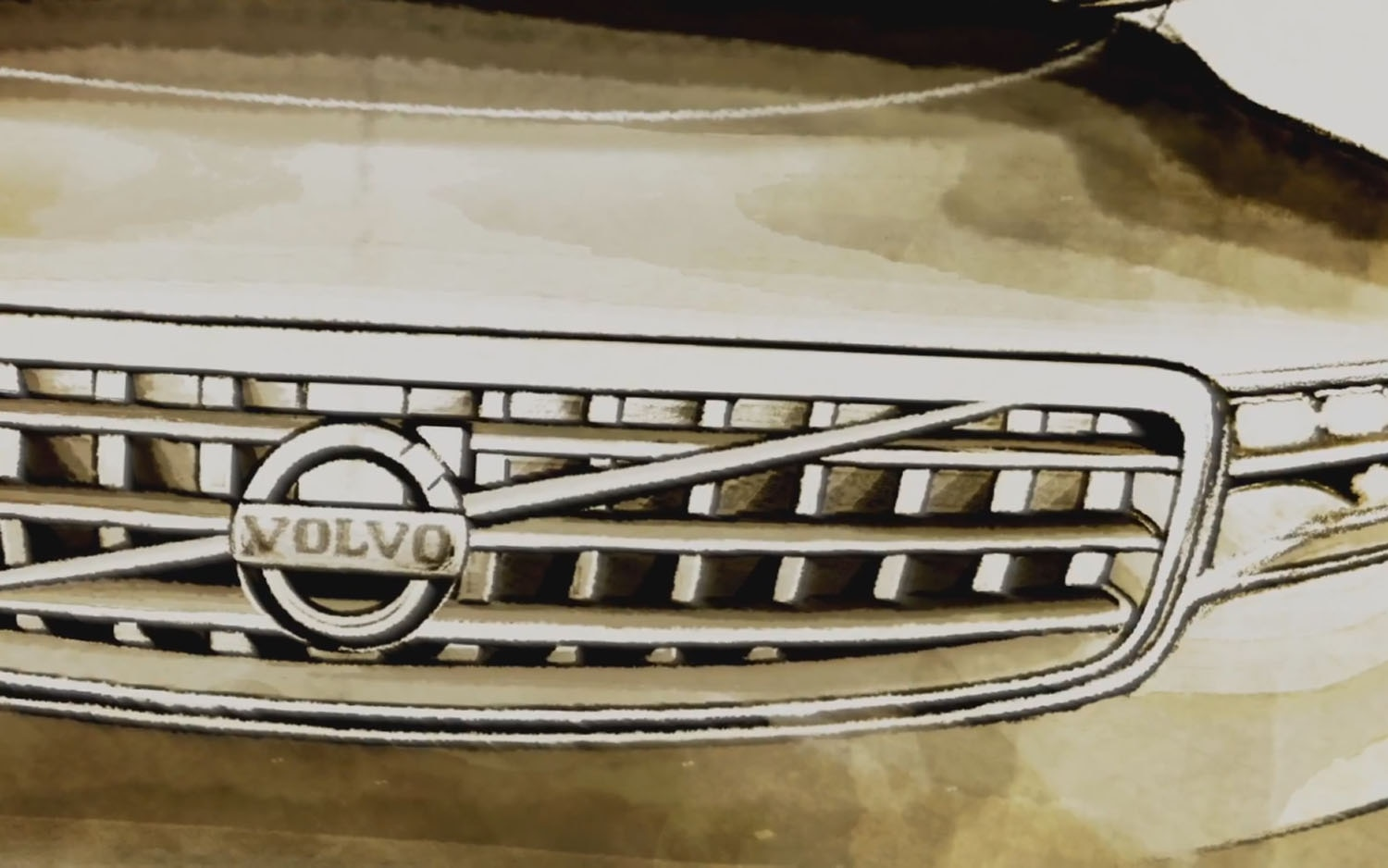 Volvo Concept You Grille1