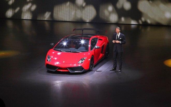 Lamborghini Gallardo LP570 4 Super Trofeo Stradale Front2 660x413