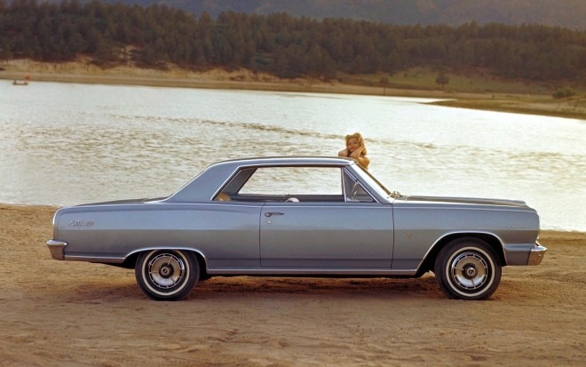 1964 Chevrolet Malibu Side Shot1 660x413