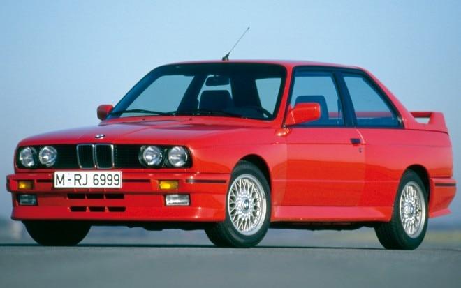 1987 BMW M3 Front Three Quarter1 660x413