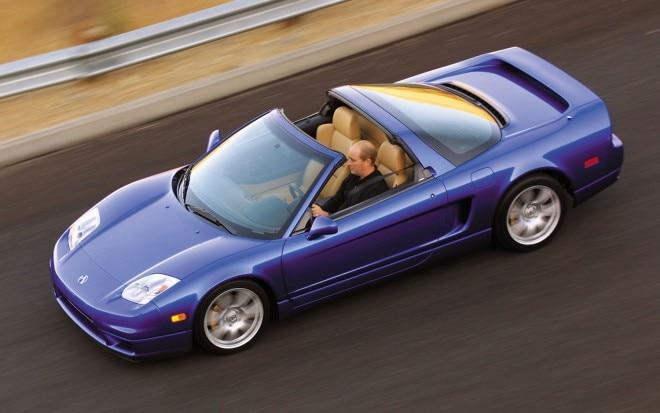2005 Honda NSX Above1 660x413