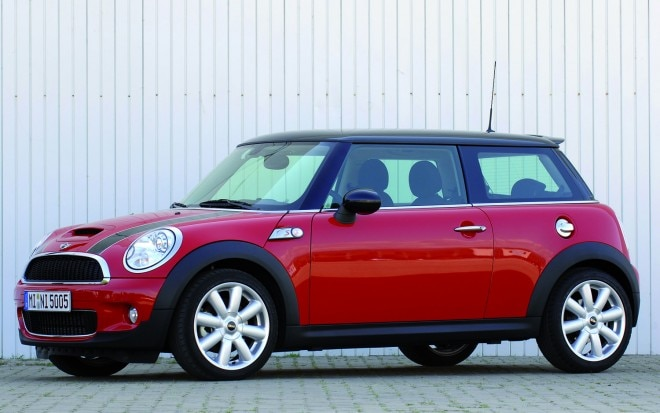 2008 Mini Cooper S Front Three Quarter1 660x413