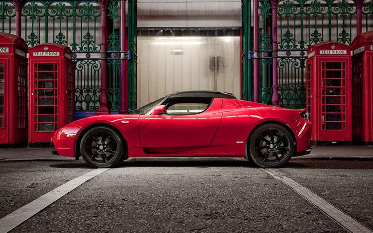 2011 Tesla Roadster 2