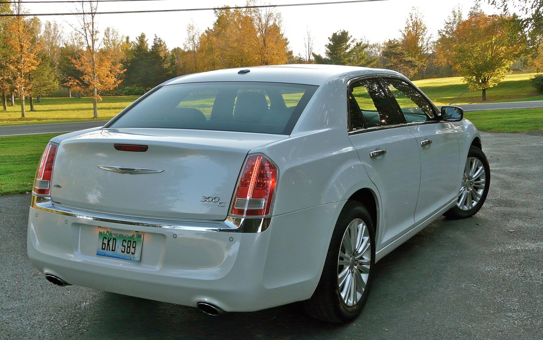 Driven 2011 Chrysler 300c Automobile Magazine