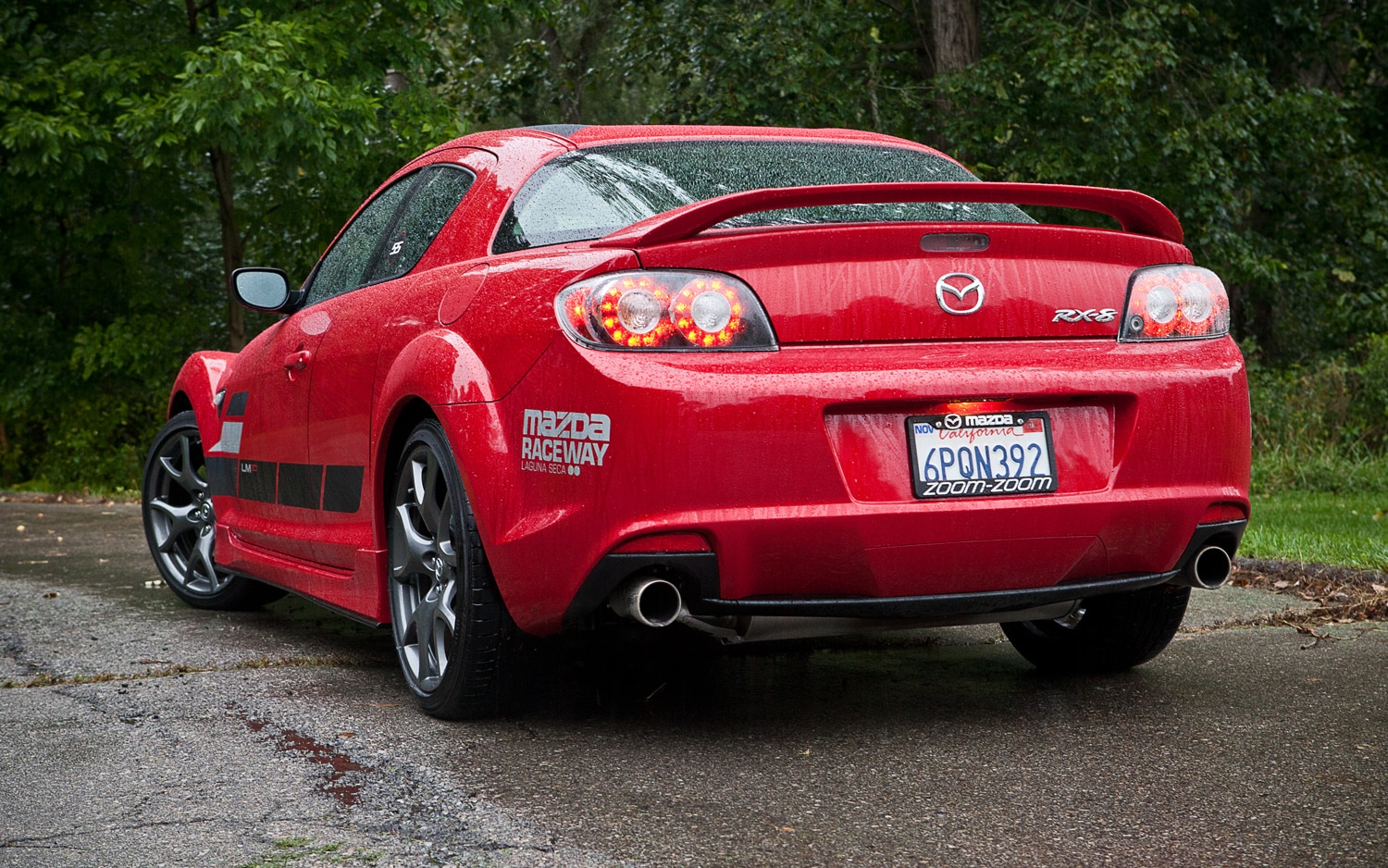 2011 mazda rx-8 r3 - editors' notebook - automobile magazine