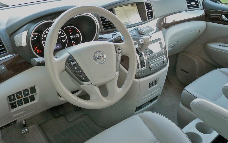 driven: 2011 nissan quest - automobile magazine