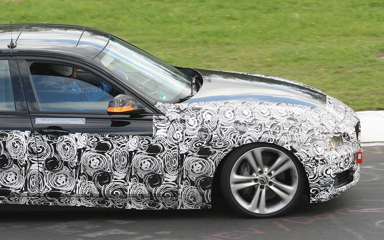 2012 BMW 3 Series Hybrid Sedan Nurburgring Right Side1