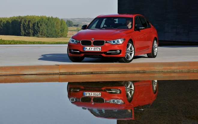 2012 BMW 3 Series Sport Line Front 21 660x413