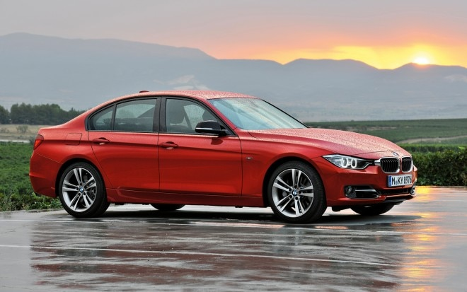 2012 BMW 3 Series Sport Line Side 3 660x413