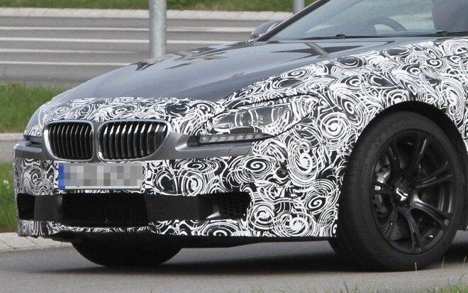 2012 BMW M6 Convertible Spy Photo 660x413