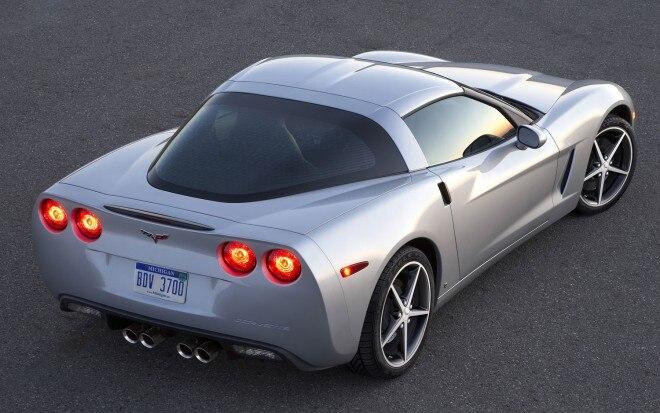 2012 Chevrolet Corvette Rear View1 660x413