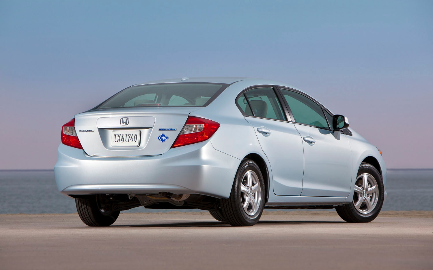 2012 honda civic natural gas goes on sale for 26 905 for Honda civic natural gas